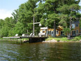 camp david michigan waterfront property for sale