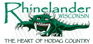 The Rhinelander  Wisconsin Hodag Fest water front property for sale