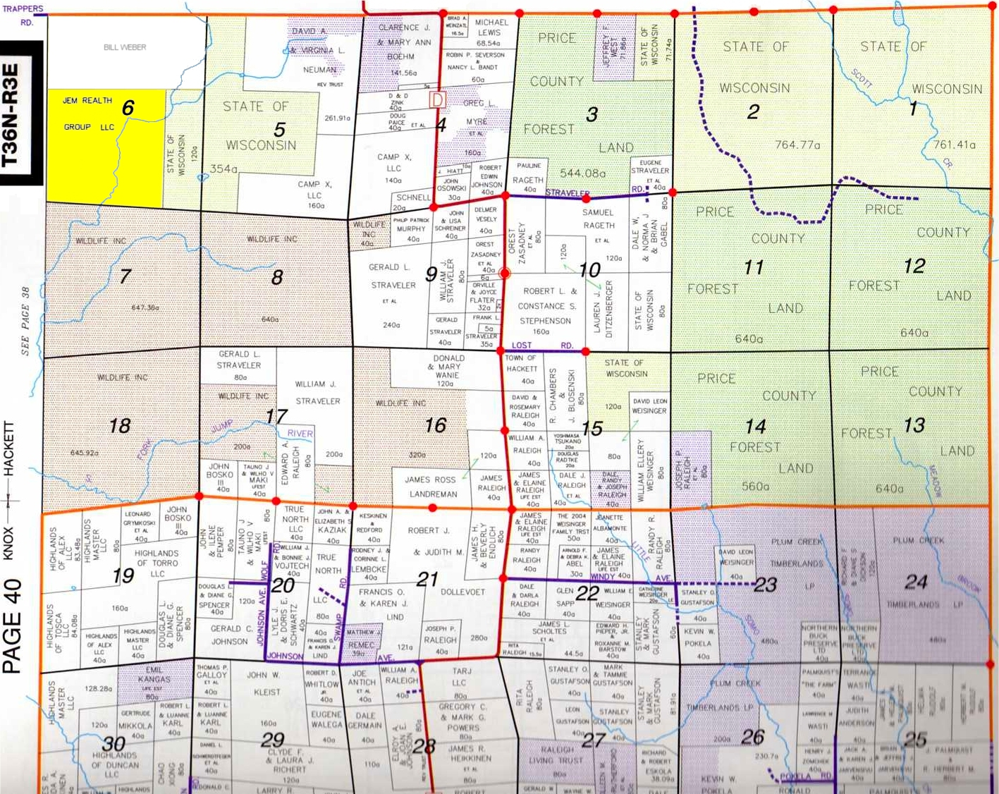 Public Hunting Land Wisconsin Map.Acreage For Sale In Wisconsin